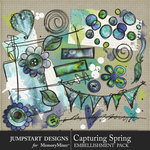 Capturing Spring Snip Its Pack-$3.99 (Jumpstart Designs)