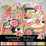 50 What Combo Pack-$8.99 (Fayette Designs)