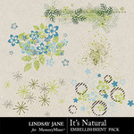 Its Natural Scatterz Pack-$1.99 (Lindsay Jane)