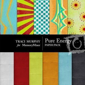 Tracimurphy pureenergy paperpack medium