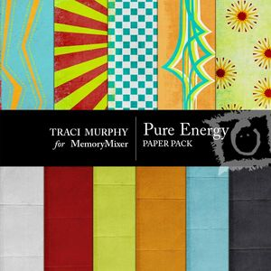 Tracimurphy pureenergy paperpack medium