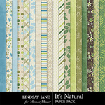 Its Natural Paper Pack-$2.49 (Lindsay Jane)