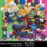 My Bike Combo Pack-$5.99 (Albums to Remember)