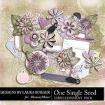 One Single Seed Extras Pack-$3.99 (Laura Burger)