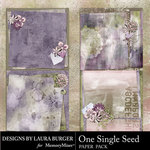 One Single Seed Stacked Paper Pack-$4.99 (Laura Burger)