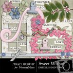 Sweet Wishes Embellishment Pack-$3.00 (Traci Murphy)