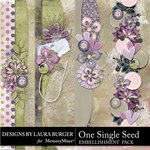 One Single Seed Borders Pack-$4.99 (Laura Burger)