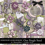 One Single Seed Combo Pack-$7.99 (Laura Burger)
