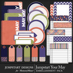 Jumpstart Your May Journal Pack-$3.99 (Jumpstart Designs)