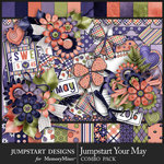 Jumpstart Your May Combo Pack-$5.40 (Jumpstart Designs)