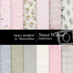 Tracimurphy sweetwishes paperpack medium