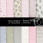 Sweet Wishes Paper Pack-$4.00 (Traci Murphy)