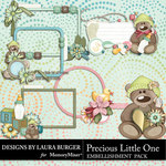 Precious Little One Cluster Pack-$4.19 (Laura Burger)