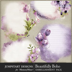 Beautifully Boho Journal Pack-$2.80 (Jumpstart Designs)