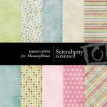 Serendipity KL Paper Pack-$4.00 (Karen Lewis)