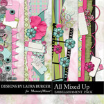 All Mixed Up Borders Pack-$4.99 (Laura Burger)