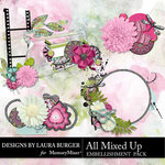 All Mixed Up Clusters Pack-$4.99 (Laura Burger)