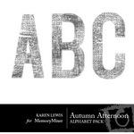 Autumn Afternoon Alphabet Pack-$1.00 (Karen Lewis)