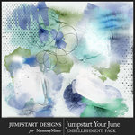 Jumpstart Your June Accents Pack-$3.99 (Jumpstart Designs)