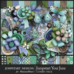 Jumpstart Your June Combo Pack-$8.99 (Jumpstart Designs)