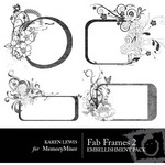 Fab Frames Vol 2-$1.99 (Karen Lewis)