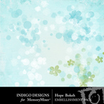 Hope Bokeh Pack-$2.99 (Indigo Designs)