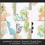 Jammin Jungle Juice Note Cards-$2.99 (Jumpstart Designs)