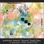 Jammin Jungle Juice Accents Pack-$3.99 (Jumpstart Designs)