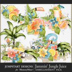Jammin Jungle Juice Clusters Pack-$3.99 (Jumpstart Designs)