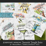 Jammin Jungle Juice Bev Recipes-$3.99 (Jumpstart Designs)