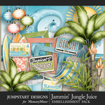 Jammin Jungle Juice Add On Emb Pack-$4.99 (Jumpstart Designs)
