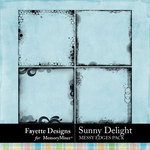 Sunny Delight Messy Edges Pack-$2.49 (Fayette Designs)