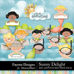 Sunny Delight Kid Adventures Mini Pack-$5.99 (Fayette Designs)