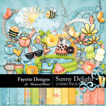 Sunny Delight Combo Pack-$8.99 (Fayette Designs)