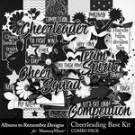 Cheerleading Base Combo Pack-$2.99 (Albums to Remember)