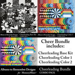 Cheerleading Bundle Pack-$7.99 (Albums to Remember)