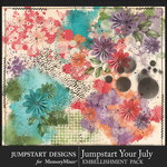 Jumpstart Your July Accents Pack-$2.80 (Jumpstart Designs)