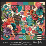 Jumpstart Your July Combo Pack-$6.30 (Jumpstart Designs)