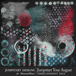 Jumpstart Your August Accents Pack-$3.99 (Jumpstart Designs)