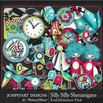 Silly Shenanigans Bits and Pieces Pack-$3.00 (Jumpstart Designs)