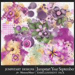 Jumpstart Your September Accents Pack-$2.80 (Jumpstart Designs)