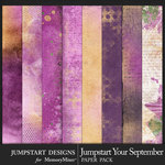 Jumpstart Your September Paper Art Pack-$2.80 (Jumpstart Designs)