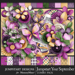 Jumpstart Your September Combo Pack-$7.99 (Jumpstart Designs)