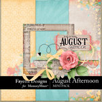 August Afternoon Mini Pack-$3.99 (Fayette Designs)