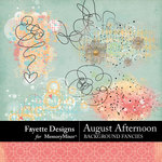 August Afternoon Background Fancies-$2.99 (Fayette Designs)
