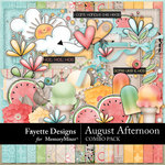 August Afternoon Combo Pack-$8.99 (Fayette Designs)