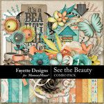 See the Beauty Combo Pack-$8.99 (Fayette Designs)