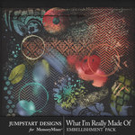 What I'm Really Made Of Accents Pack-$2.80 (Jumpstart Designs)