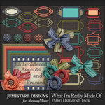 What I'm Really Made Of Bits Pack-$2.80 (Jumpstart Designs)