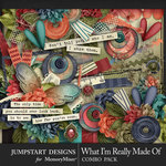 What I'm Really Made Of Combo Pack-$7.99 (Jumpstart Designs)